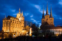 The State Capital Erfurt