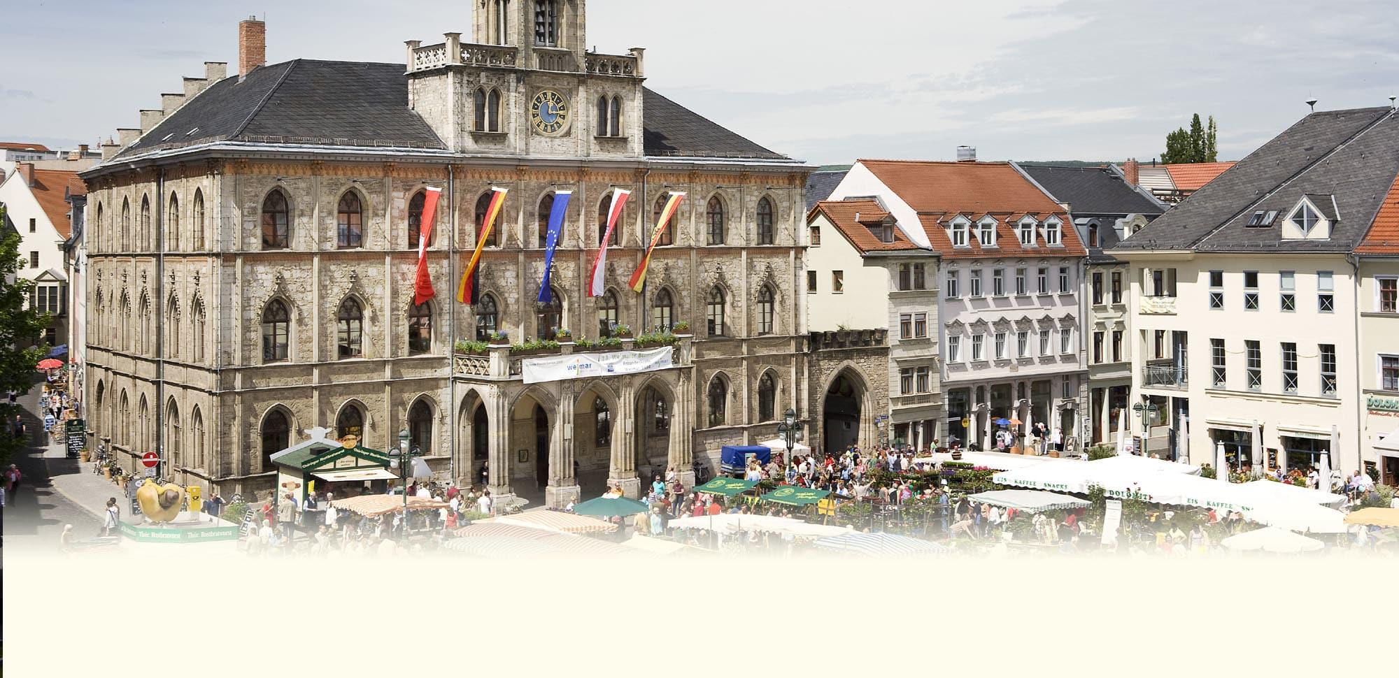 Weimar kennenlernen
